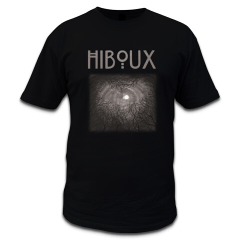 "Men's Hiboux ""Night Flights"" T-shirt - Hiboux Official Merch"