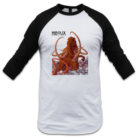 Migrations Raglan Tee - Hiboux Official Merch
